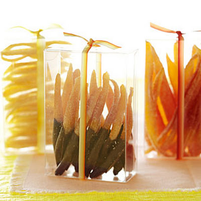 Candied Citrus Peels