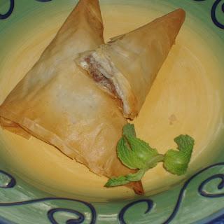 Vegetable Phyllo Pockets Recipes