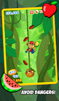 Screenshot of Fruit Monkeys Free