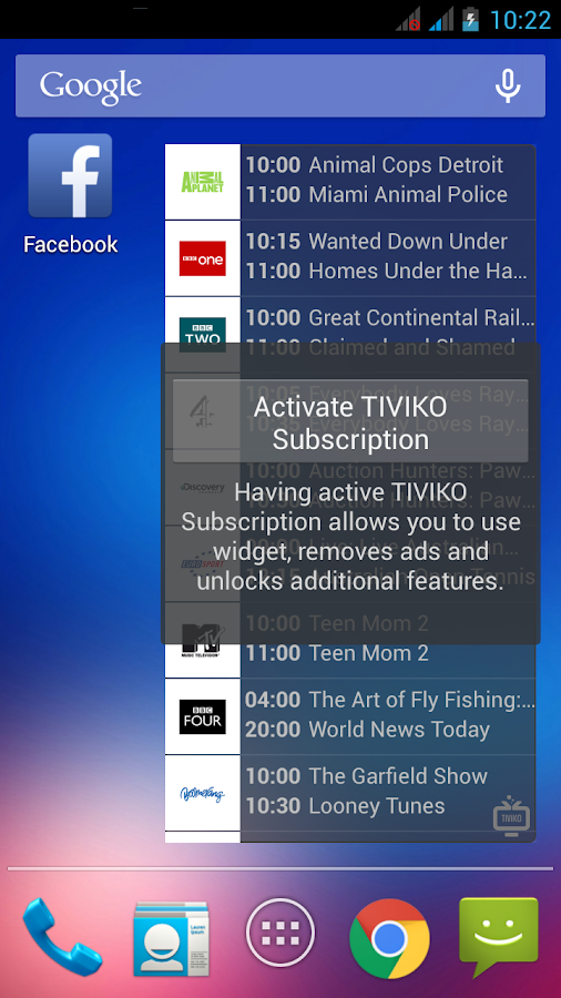 TV Guide TIVIKO - EU Screenshot 7