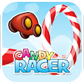 Candy Racer – cute solo 'race the clock' game similar to Tiny Wings & Dragon Fly