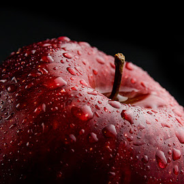 An Apple a day by Rakesh Syal - Food & Drink Fruits & Vegetables