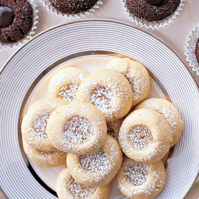 Key Lime Thumbprints