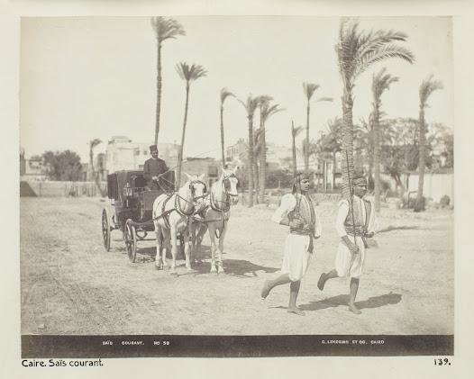 Kairo framstod som exotiskt för de svenska resenärerna, men bjöd samtidigt på alla bekvämligheter som de var vana hemifrån.