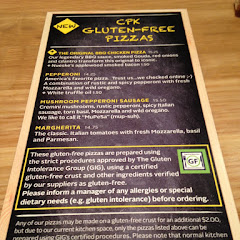 Photo from California Pizza Kitchen