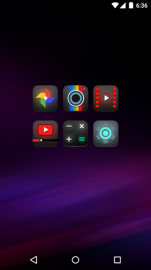 Pulse Icon Pack Screenshot 2