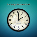 Antique Clock Widget icon