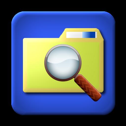 Blackmoon 檔案瀏覽器 生產應用 App LOGO-APP試玩