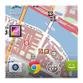 Map Live Wallpaper APK for Bluestacks