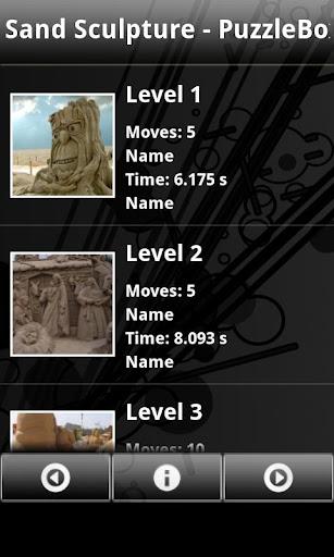 Sand Sculpture - PuzzleBox