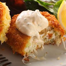 Crab Cakes with Lemon Mayonniase Recipe | Yummly