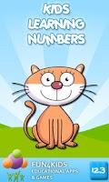 Screenshot of Kids Learning Numbers