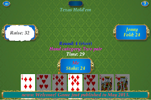 Screenshot of 3,7,Ace-Card Games Collection