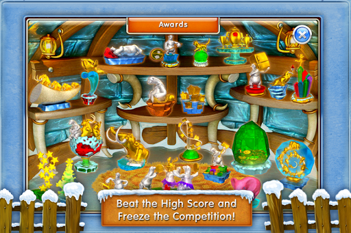 Farm Frenzy 3: Ice Domain - screenshot