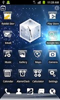 Screenshot of RabbitLauncher3D Lost In Space