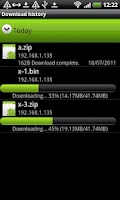 Screenshot of SandroB 2.3.4_r1