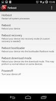 Screenshot of Root Toolbox FREE