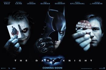 poster dark knight