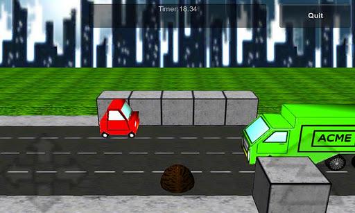 【免費街機App】Highway Hog-APP點子