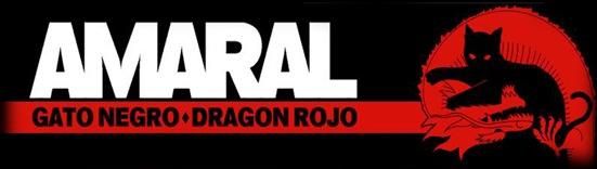 Amaral - Gato negro / Dragón rojo