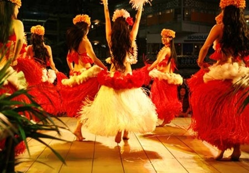 Hula Girls