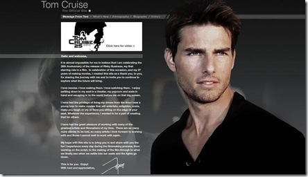 Bikini Model In The World: Www.TomCruise.Com Officially ...