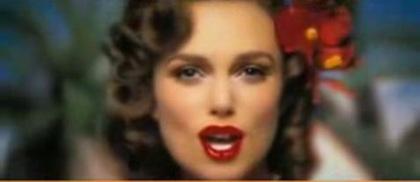 Keira Knightley Singing Blue Tahitian Moon in Edge of Love Movie