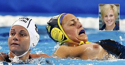 Australia water polo player Gemma Beadsworth photo