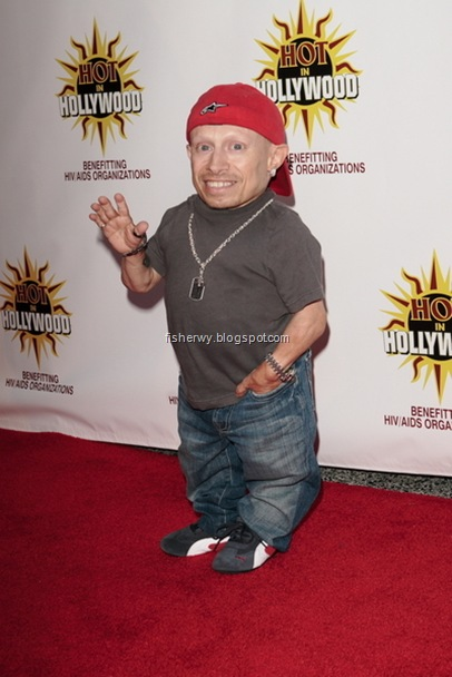 vern troyer hot in hollywood picture