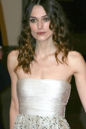 In the movie, Keira Knightley played Georgiana Spencer,