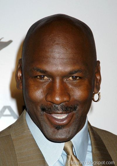 NBA Great Michael Jordan photo
