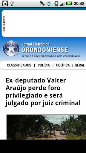 O Rondoniense