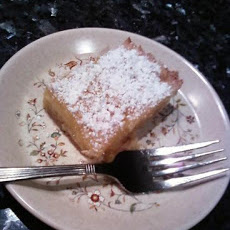 Garden Club Lemon Bars