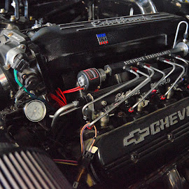 Nitrous Injection on an LS Engine by Kevin Dietze - Transportation Other