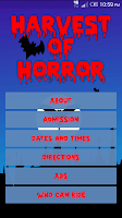 Screenshot of Harvest of Horror