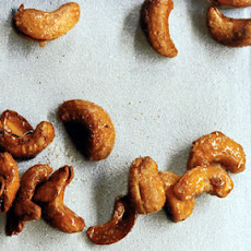 Candied Cashews
