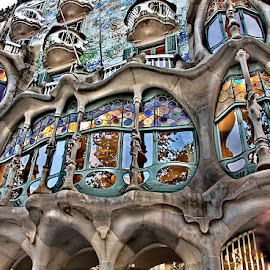 Great work of great Gaudi by Galust Arabyan - Buildings & Architecture Homes