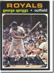 '71 George Spriggs