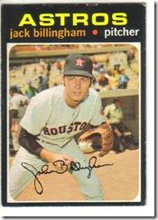 '71 Jack Billingham