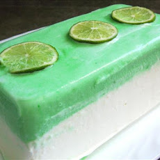 Lemon-Lime Daiquiri Layered Dessert