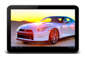 Screenshot of Hot Car Wallpapers HD