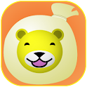 Animal laugh bag (for Infant) icon