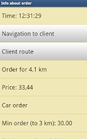 Screenshot of Vtaxi.info drivers+taximeter