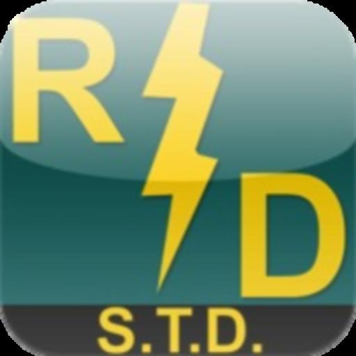 Your Rapid Diagnosis STD LOGO-APP點子