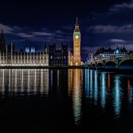 Big Ben by Matthew Haines - Buildings & Architecture Public & Historical