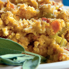 Bacon Pecan Cornbread Stuffing