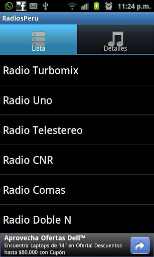 Radios Peru