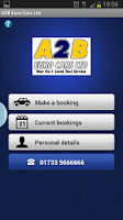 Screenshot of A2B Euro Cars Ltd