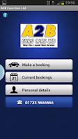 Screenshot of A2B Euro Cars Ltd