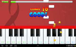 Screenshot of Piano Master Chopin Special